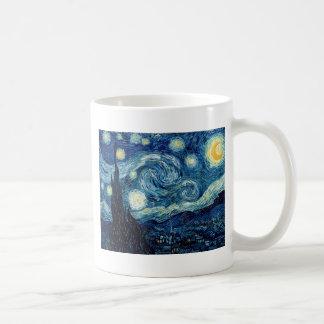 Caneca De Café Noite estrelado por Vincent van Gogh