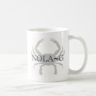 CANECA DE CAFÉ NOLA-G