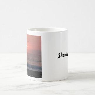 Caneca De Café North Carolina e design de Shania