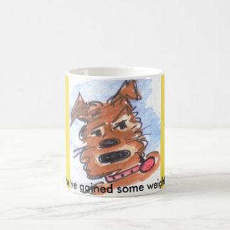 Caneca De Café Nós amamos nosso obrigado que dos cães. .but o