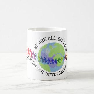 Caneca De Café Nós somos todos os mesmos