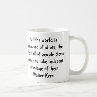 Caneca De Café Nós todos conhecemos um