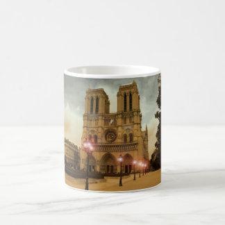 Caneca De Café Notre Dame
