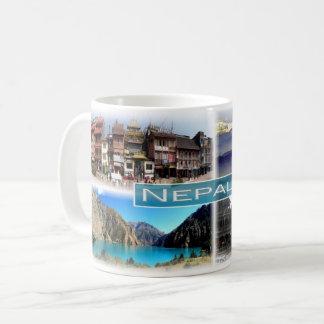 Caneca De Café NP Nepal -