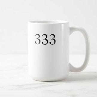 Caneca De Café Números afortunados? Ou simplesmente um fã de