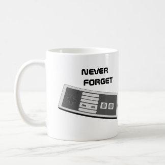Caneca De Café nunca-esqueça