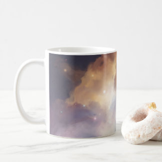 Caneca De Café Nuvens