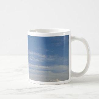 Caneca De Café Nuvens misturadas
