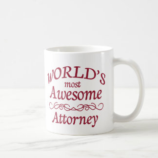 Caneca De Café O advogado o mais impressionante do mundo