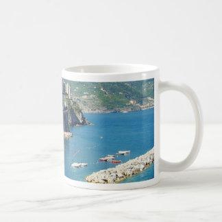 Caneca De Café O Amalfi Vista
