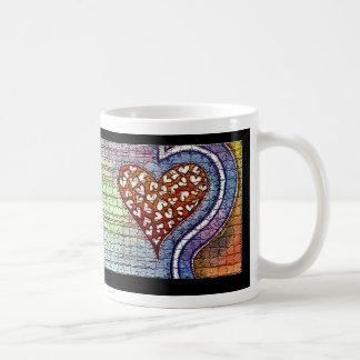 Caneca De Café O amor é ele