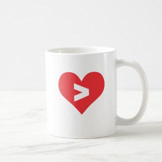 Caneca De Café O amor é maior