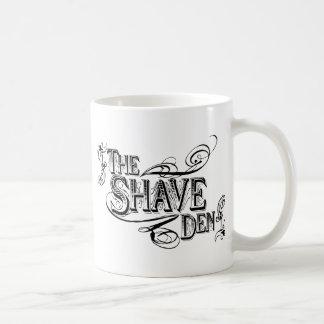 Caneca De Café O antro do Shave