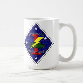 Caneca De Café ø Batalhão do tanque - ?a Divisão de Marinha
