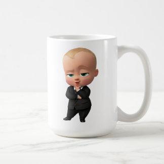 Caneca De Café O bebê do chefe | eu sou o chefe!
