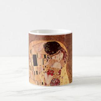 Caneca De Café O beijo por Gustavo Klimt