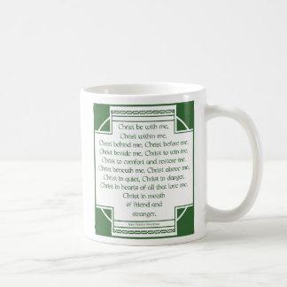 Caneca De Café O Breastplate de St Patrick