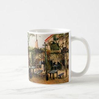 Caneca De Café O café exterior - Vincent van Gogh
