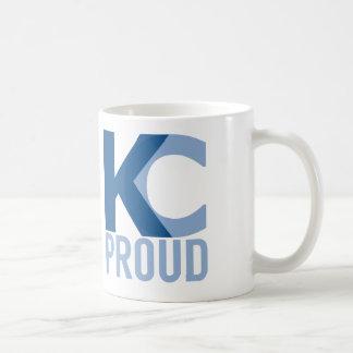 Caneca De Café O café prova melhor com um serviço do orgulho do