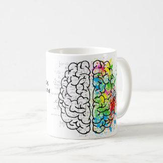Caneca De Café O cérebro usa 20% de todo o oxigênio que nós