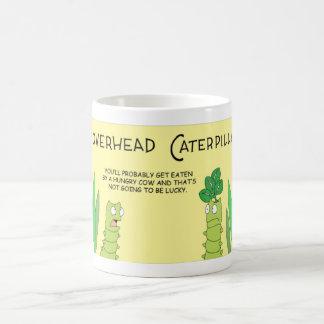 Caneca De Café O Cloverhead Caterpillar