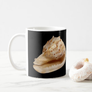 Caneca De Café O Conch Shell agride