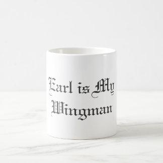 Caneca De Café O conde é meu Wingman