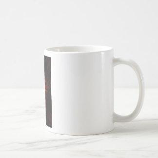 Caneca De Café o contemporâneo abstrato não colore nenhum 26