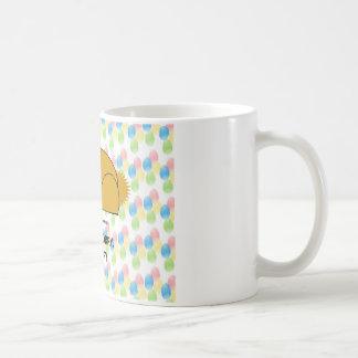 Caneca De Café O copo de café de Buuny não se preocupa esteja