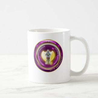 Caneca De Café O copo do guerreiro da oração