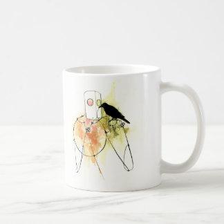 Caneca De Café O corvo