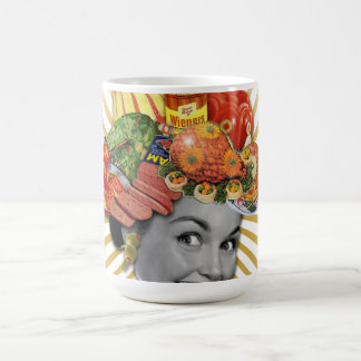 Caneca De Café O © de Bitsch do kitsch: Festooned famosa!