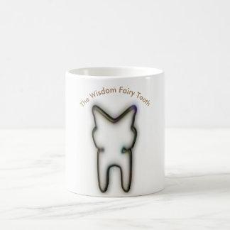 Caneca De Café O dente da fada da sabedoria