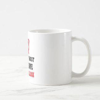Caneca De Café o despertador o mais caro do mundo