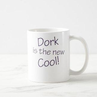 Caneca De Café O Dork é o novo esfria