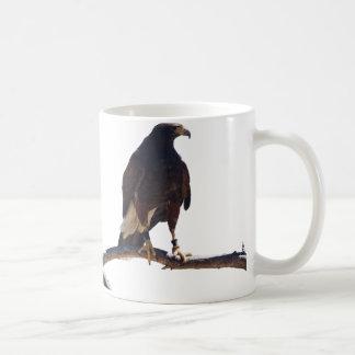 Caneca De Café O falcão de Harris