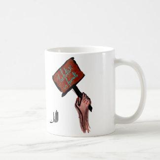 Caneca De Café O futuro é fêmea
