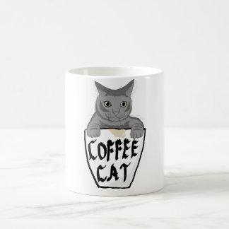 Caneca De Café O gato do café