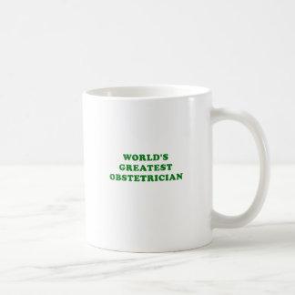 Caneca De Café O grande ginecologista dos mundos