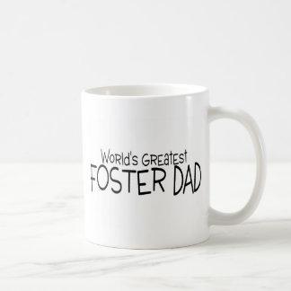 Caneca De Café O grande pai adoptivo dos mundos