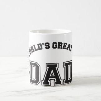 Caneca De Café O grande pai do mundo
