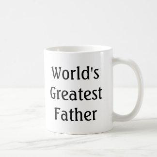 Caneca De Café O grande pai do mundo (na lei)