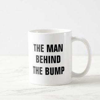 Caneca De Café O homem atrás da colisão
