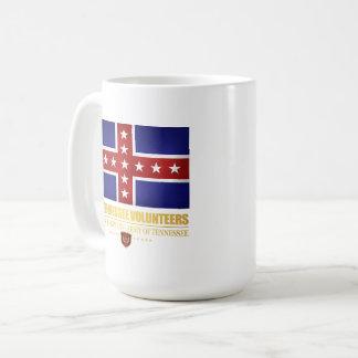 Caneca De Café ø Infantaria de Tennessee (F10)