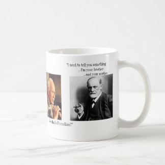 Caneca De Café O Jung e o agitado - personalizado