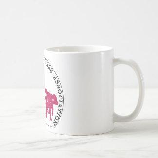 Caneca De Café O logotipo de Cabernet CHA Interieur Blanc da