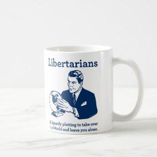 Caneca De Café O lote do libertário