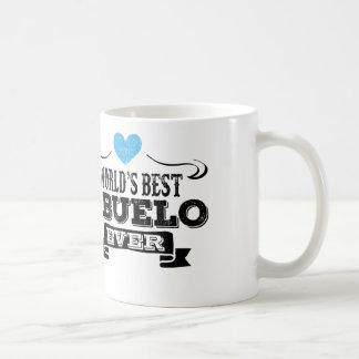 Caneca De Café O melhor Abuelo do mundo nunca