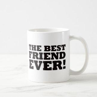 Caneca De Café O melhor amigo nunca