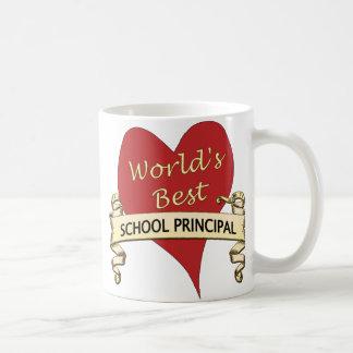Caneca De Café O melhor director de escola do mundo